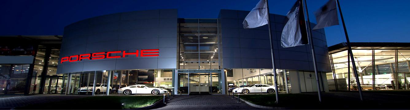 Porsche Bahrain  Agency